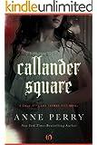 Callander Square (Charlotte and Thomas Pitt Series Book 2)