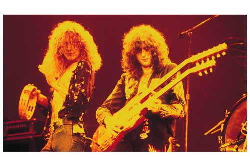 Led Zeppelin Print 8.5X11 002