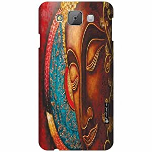 Printland Designer Back Cover for Samsung Galaxy E7 - Fantastic Case Cover