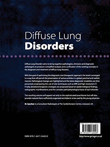 Diffuse Lung Disorders: A Comprehensive Clinical-Radiological Overview