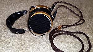 Audeze LCD-2 planar magnetic headphone
