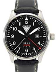 Junkers 150 Years Hugo Junkers Anniversary GMT Watch 6644-2