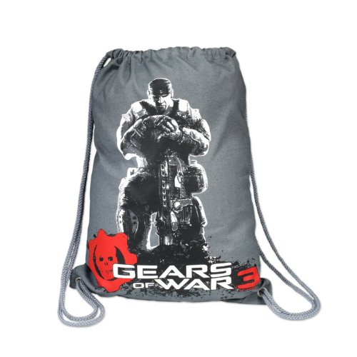 "NECA Gears of War 3 ""Marcus"" Bag Sack 1 - 1"
