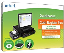 QuickBooks Cash Register Plus Bundle