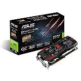 Asus Nvidia GeForce GTX 780 DirectCU II 3GB GDDR5 Graphics Card (PCI Express 3.0, HDMI, DVI-I, DVI-D, Display Port, NVIDIA 3D Vision)