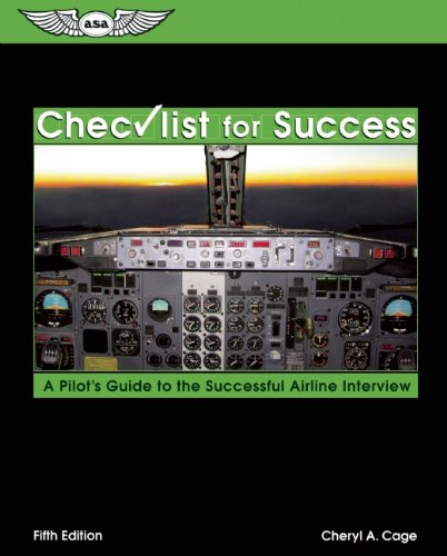 Checklist for Success: A Pilot's Guide to the Successful...