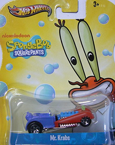 Hot Wheels Nickelodeon SpongeBob Squarepants Mr. Krabs