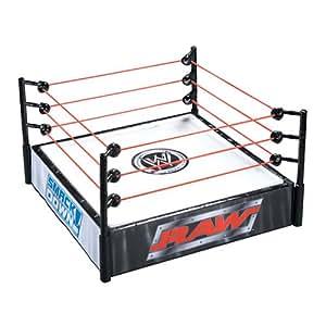 WWE CATCH RING RAW SMACK DOWN JAKKS NEUF