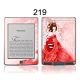 TaylorHe Vinyl Skin Decal for Amazon Kindle Touch