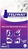 Feliway, Refill, 48 ml, Cat Behavior Cope with Stress Pheromones Relaxant, New, Free Shipping