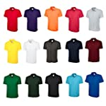 Uneek 220Gsm Unisex Classic Polo Shirt