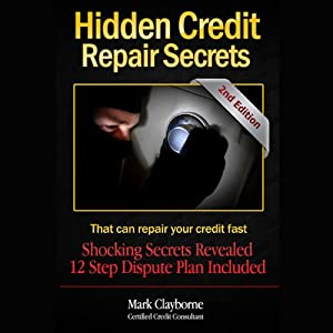 Hidden Credit Repair Secrets Audiobook