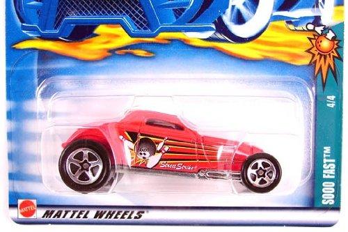 Hot Wheels 2002 062 Sooo Fast 4/4 - 1