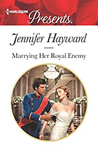 Book Cover: Marrying Her Royal Enemy