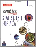 A Level Maths Essentials Statistics 1 for AQA: Book and CD-ROM