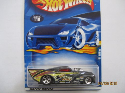 '41 Willys 2001 Hot Wheels #110