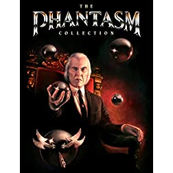 The Phantasm Collection [Blu-ray]