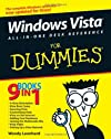 Windows Vista All-in-One Desk Reference For Dummies