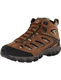 Merrell Men's Pulsate Camo Mid Waterproof Hiking Boot