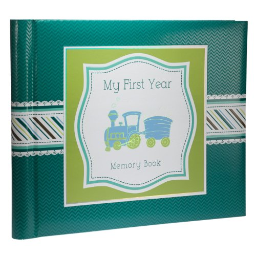 """My First Year"" Memory Book for Baby Boys"