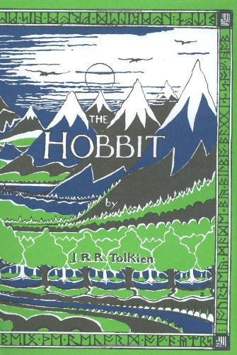 The Hobbit Or There and Back Again J. R. R. Tolkien Houghton Mifflin Harcourt (