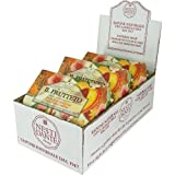 Case Savings 6 Piece Case of Peach and Melon Soaps Nesti Dante Fruit Extra Large 8.8 oz