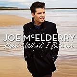 Here's What I Believe by Joe McElderry (2012) Audio CD