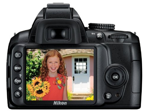 Nikon D3000 10.2MP Digital SLR Camera Body (Kit Box no Lens Included) International Model Reviews