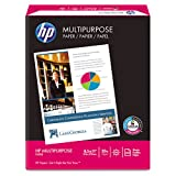 "M/Purpose Paper,20Lb,8-1/2""x11"",96 GE/112 ISO,500/RM,WE"