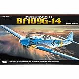 [Academy] Plastic Model Kit 1/72 MESSERSCHMITT Bf109G-14 (#12454) /item# R6SG5EB-48Q25926