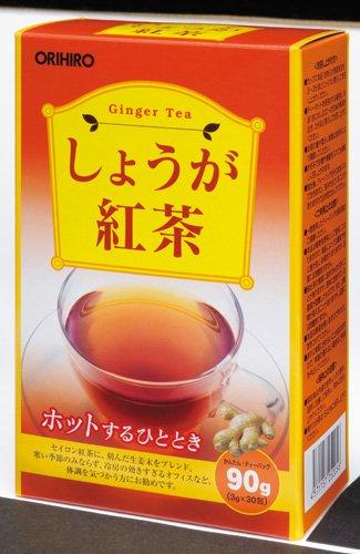 オリヒロ しょうが紅茶 3gx30