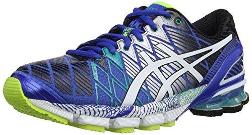 asics-gel-kinsei-5-chaussures-multisport-outdoor-hommes-bleu-blue-white-emerald-green-4201-45-eu