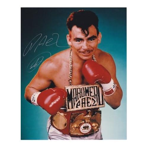 "Jorge ""El Maromero"" Paez Autographed / Hand Signed Boxing 8x10 Photo"