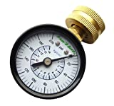 Rain Bird P2A Water Pressure Gauge