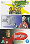 Joe 90/Captain Scarlet/Stingray [DVD]