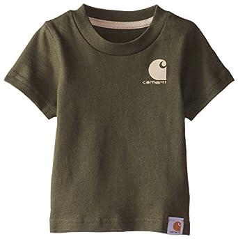 Amazon Carhartt Baby Boys Infant Dog C Tee Clothing