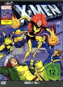 X-Men Staffel 3, Vol. 1