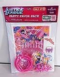 Justice League Girls 48pc Favor Kit (1ct)
