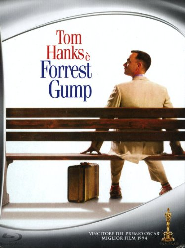 Forrest Gump (edizione speciale digibook) [Blu-ray] [IT Import]
