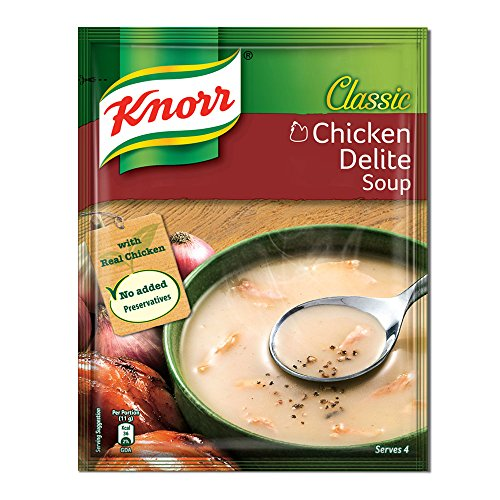 how to make knorr soup