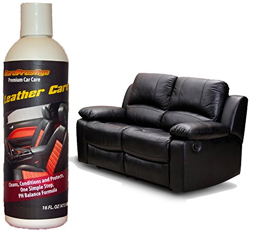 16oz Leather Conditioner Cleaner By Carepresitige The