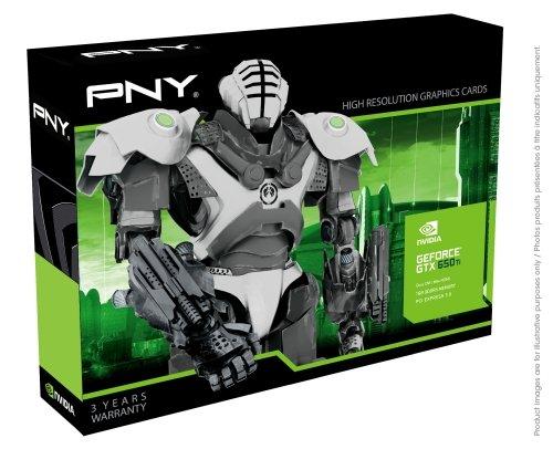 PNY GeForce GTX 650 1GB