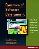 img - for Dynamics of Software Development book / textbook / text book
