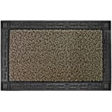 Clean Machine Doormat Omega, 23.5 by 35.5-Inch, Desert Taupe