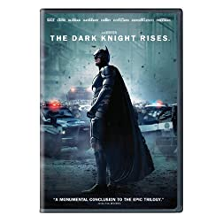 The Dark Knight Rises (+Ultraviolet Digital Copy)