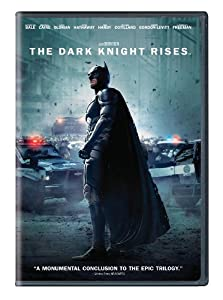 The Dark Knight Rises Ultraviolet Digital Copy from Warner Bros. Pictures
