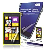 Green Onions Supply Crystal Oleophobic Screen Protector for Nokia Lumia 1020 Smartphone (Pack of 2)