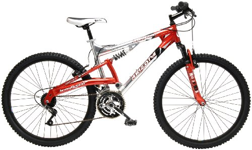 Barracuda Arizona Alloy Full-Suspension Bike
