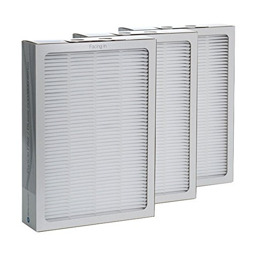Blueair Replacement Particle Filter for Blueair 500/600 Series Air Purifiers, Set of 3