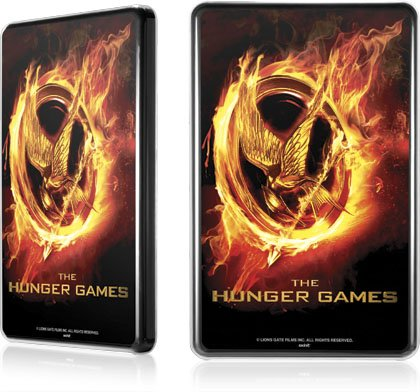 Skinit The Hunger Games Logo for LeNu Case for Amazon Kindle Fire